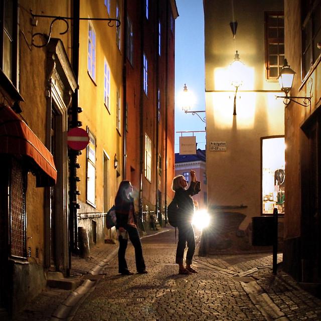 Headlights, Gamla Stan, Stockholm