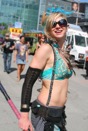 How Weird Street Faire: Candid | by shaire productions