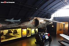 XP831 - P-01 - Royal Air Force - Hawker Siddeley P-1127 - 130414 - Science Museum London - Steven Gray - CIMG3180