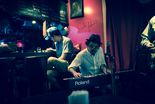 T.G.I.F. Blues Session at Terraplane, Tokyo, 09 Sep 2016 -00160