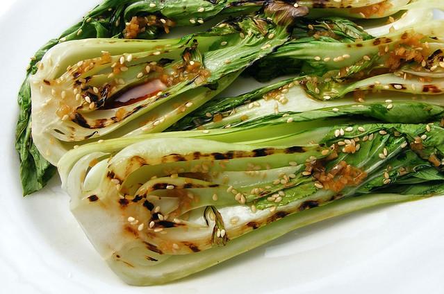Recept voor Pakchoi Salade