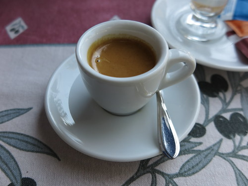 "Espresso (im Bistro-Café ""Agnes Meile"" in Münster)"