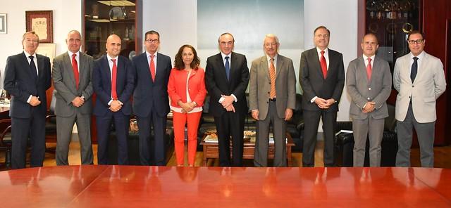Convenio UNED - Santander Universidades (12/09/2016)