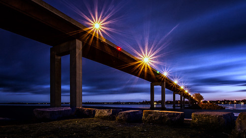 Bay of Quinte Bridge | by retepwal