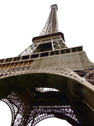 Eiffel Tower | by megoizzy