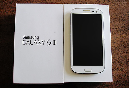 Samsung Galaxy SIII | by vtension