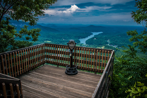 lake lure overlook | by AgFineArtPhotography.com