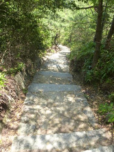 jp16-Myajima-Mont Misen-descente (1)