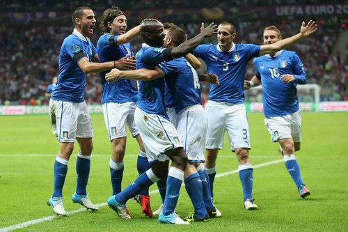 Italia vs Jerman | by Catatan Bola Photo Gallery