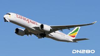 Ethiopian A350-941 msn 043