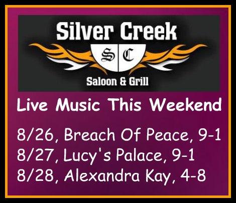 Silver Creek Poster 8-26-16