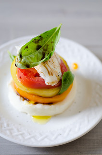 Caprese Stack 3 | by Seeded at the Table