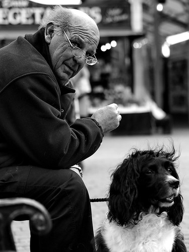One Man And His Dog | by Public Places