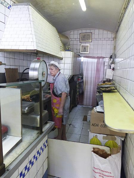 arrière-cuisine