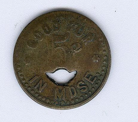 Mutual Dry Goods Token Back