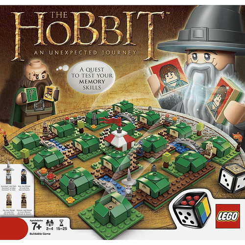 The Hobbit Board Game Revealed | by fbtb