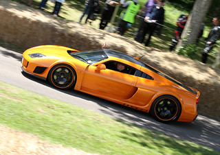 Goodwood Festival of Speed 2012 | by Dan Warman