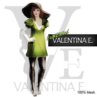 Valentina E. New MESH Releases For FaMESHed | by Valentina E./Evangeline Eames