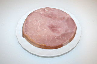06 - Zutat Kochschinken / Ingredient ham