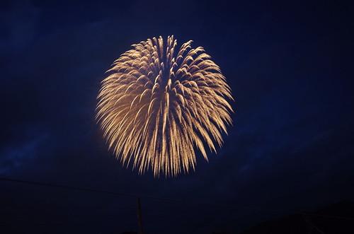 Suwako-Lake Fireworks Festival 2016 07