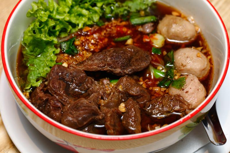 Streat Thai Braised Beef Noodle