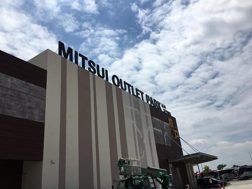 Weekend @ Mitsui Premium Outlet & KLIA2