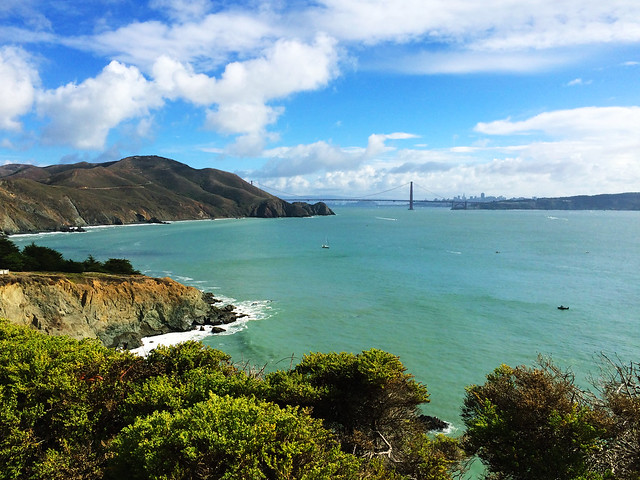 Golden Gate National Recreation Area, CA, USA