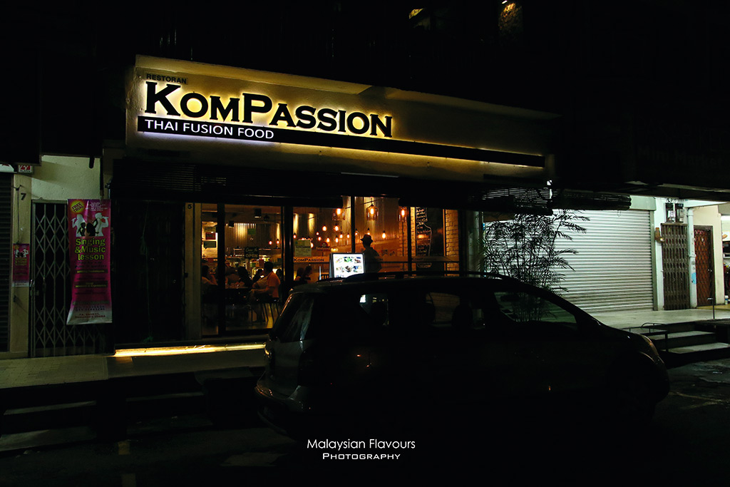 KomPassion Thai Fusion Food Damansara Kim PJ