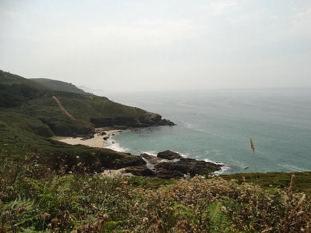 Playa en Lires en Cee