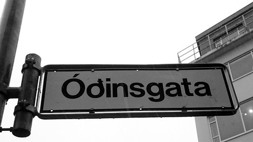 Odinsgata street in helsinki