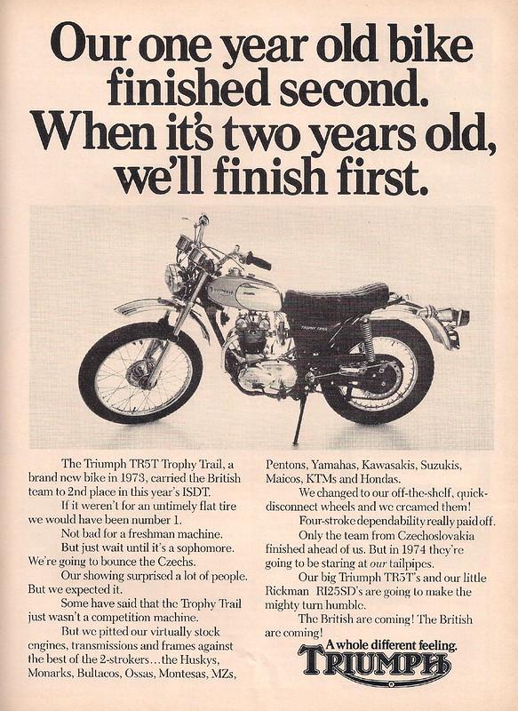 Triumph TR5T