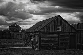 Fort Vancouver-Carpenters Building | by JeffOates