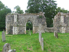 ruined chancel