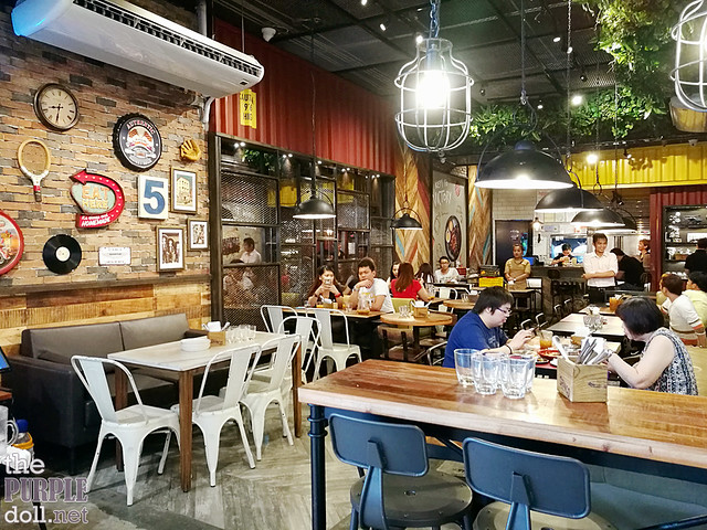 Gringo Interior at SM North EDSA The Block