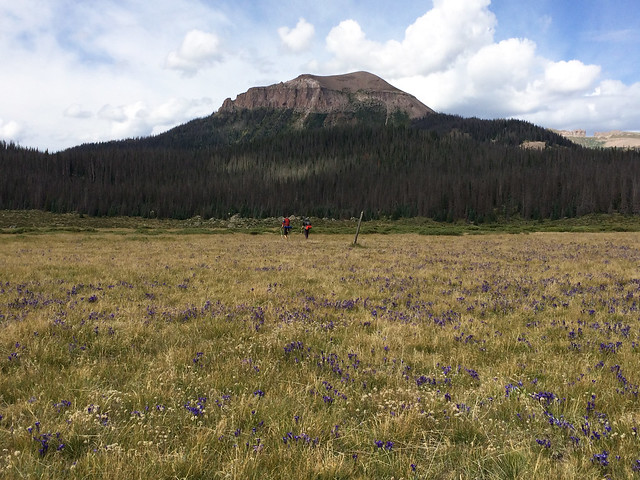 Colorado Backpacking