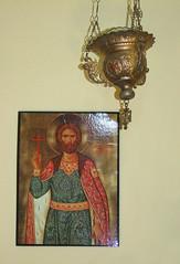 Icon: Christ in Judgement