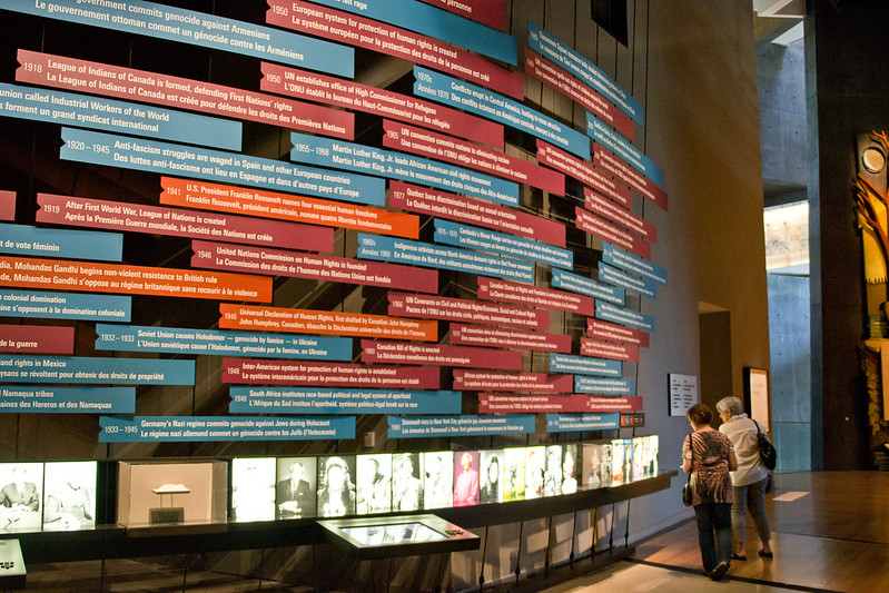 Human rights events, Canadian Museum of Human Rights | packmeto.com
