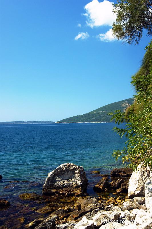 Морской пейзаж в Херцег Нови