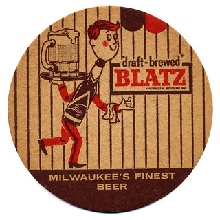 Milwaukee's Finest Beer | Blatz Beer Blatz Brewing Co ...