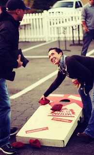 cornhole | by Redhook Brewing