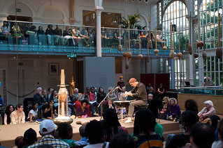 Victor Gama – Instrumentos, an interactive exhibition in the Paul Hamlyn Hall © Elliott Franks / ROH 2012 | by Royal Opera House Covent Garden