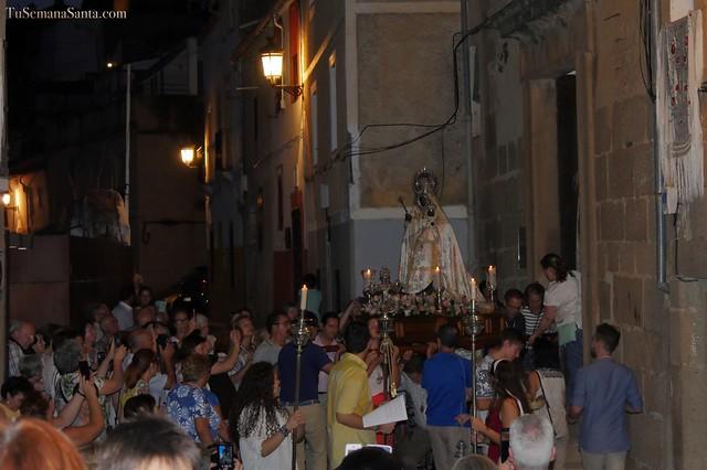 Traslado de la Virgen de Guadalupe de la Ermita del Vaquero
