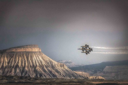 The  Blue Angels | by Dennis Herzog