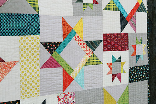 Starfall Quilt | by Fresh Lemons : Faith