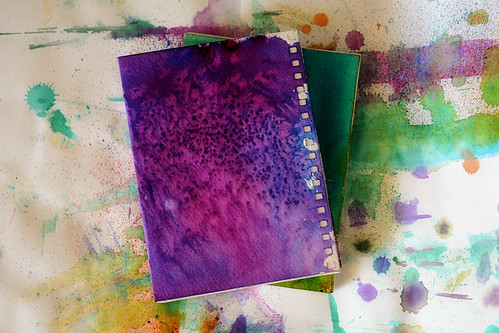 purple and green books-4