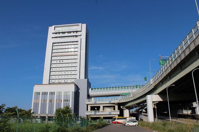 阪神高速湾岸線泉大津PAとホテルきららリゾート関空 (13)