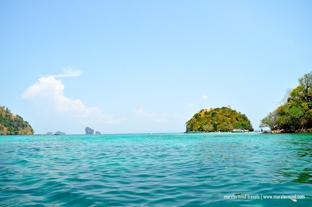 Koh Tap and Koh Mor Krabi Island Hopping
