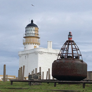 Kinnaird Head Lighthouse | by marceline (asking for trouble)