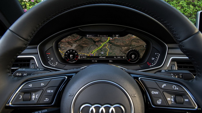 2017-audi-a4-instrument-cluster