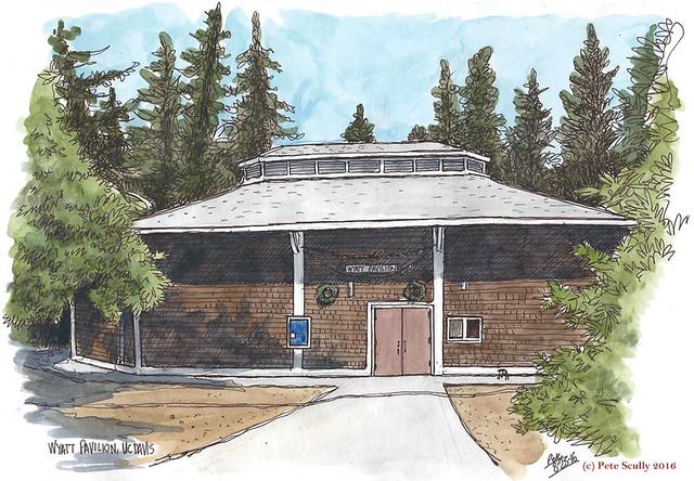 Wyatt Pavilion UC Davis